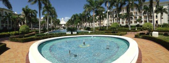 Hotel Riu Palace Punta Cana : Parte central