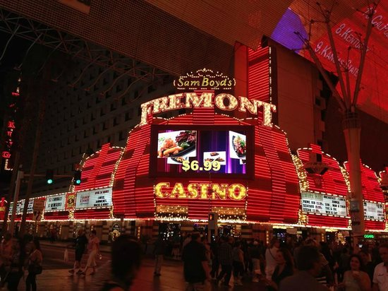Fremont Hotel and Casino: Hotel