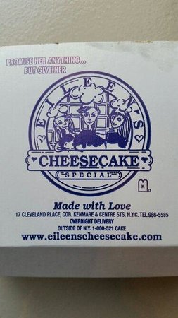 Eileen's Special Cheesecake: Eileen and her daughters!  Best cheesecakes,  great service
