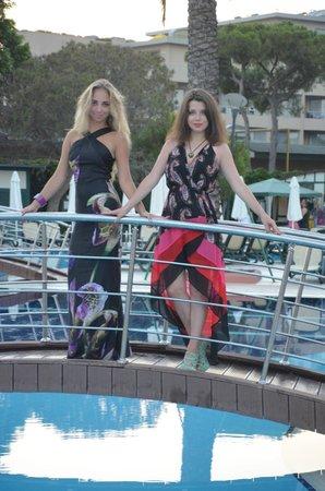 Limak Atlantis Deluxe Hotel & Resort : turkish night