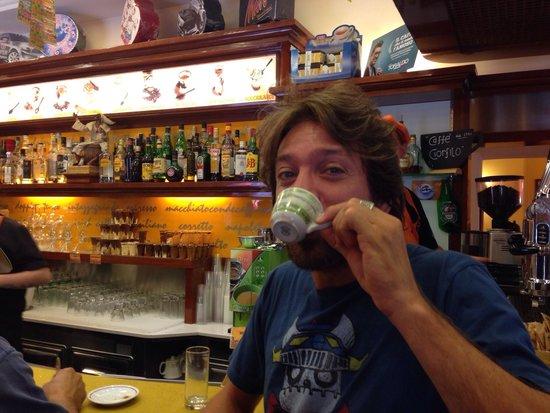 Gran Caffe Ciorfito : Sergio Assise