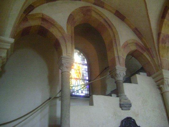 Limburger Dom: Limburg Cathedral, Limburg, Alemania.