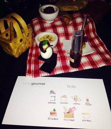 Funky Gourmet: picnic