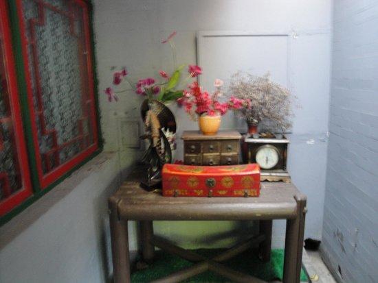 Double Happiness Beijing Courtyard Hotel: Decorations