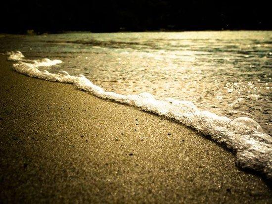 Abraaozinho Beach: Águas calmas e areia macia.