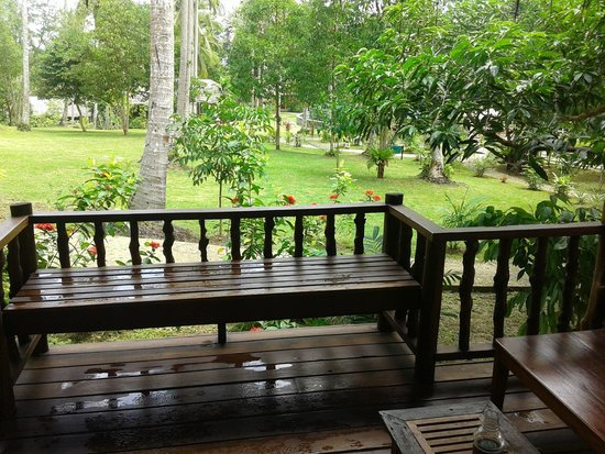 Ban Sainai Resort Aonang- Thailand: nature view from the room... each room is a standalone hut