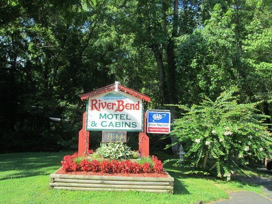 River Bend Motel And Cabins Helen Ga