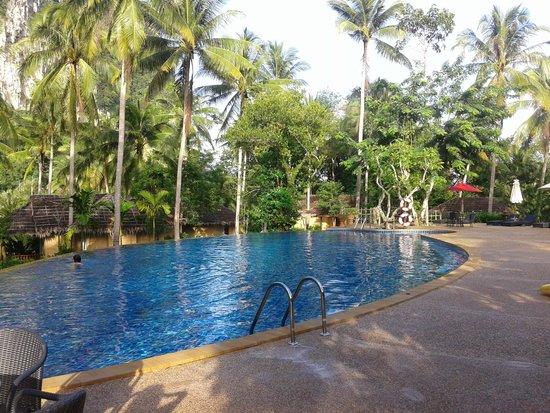 Ban Sainai Resort Aonang- Thailand: beautiful pool