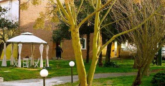 B&B Rospo Smeraldino: parco