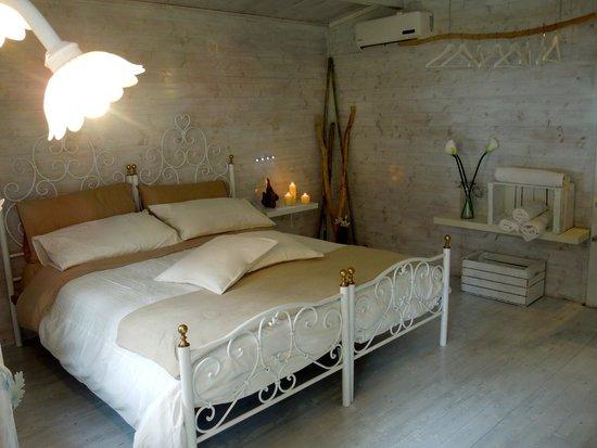 B&B Rospo Smeraldino: bungalow - il ricco-