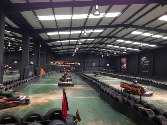 F1K Indoor Karting Ltd