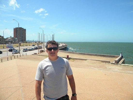 Rambla de Montevideo: Calçadão e orla