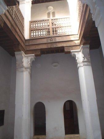 Ali Ben Youssef Medersa (Madrasa) : Intérieur