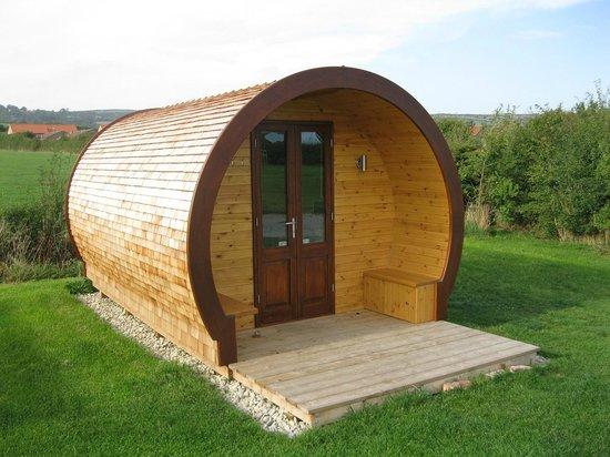 Middlewood Farm Holiday Park: Gypsy Cabin
