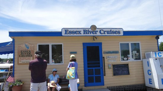 Essex River Cruises & Charters: Office