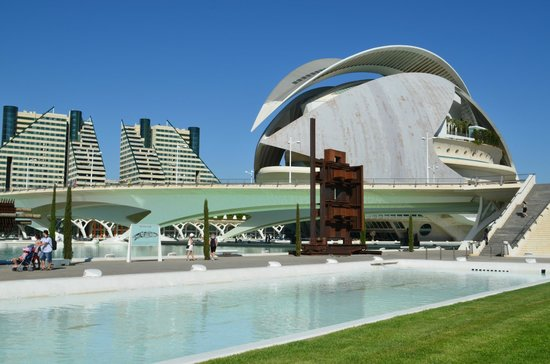 City of the Arts and Sciences: Veduta