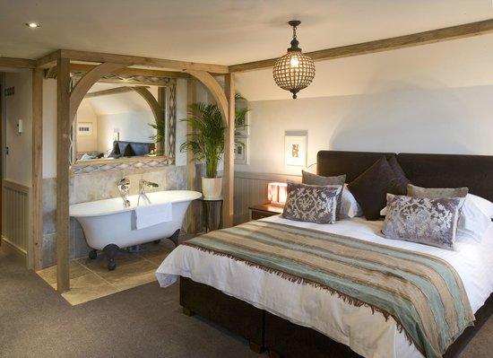 The Farmhouse Hotel: Superior Room