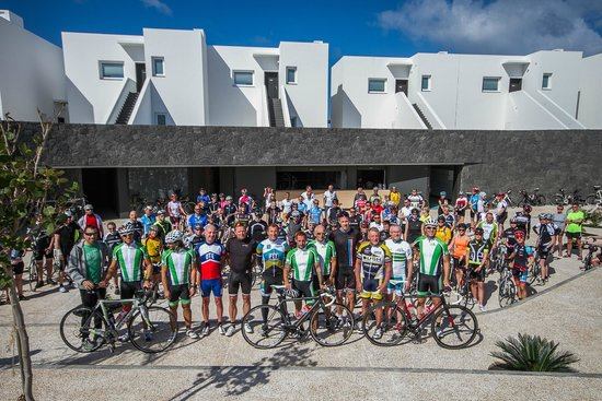 Club La Santa: Bike Centre
