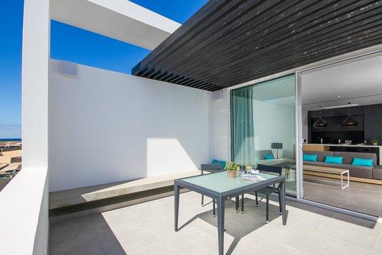 Club La Santa: Suite terrace