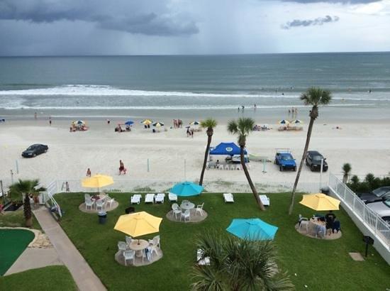 Perry's Ocean Edge Resort: vue de notre chambre