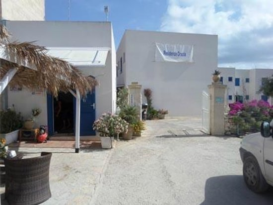 Residence Orsola: Ingresso residence