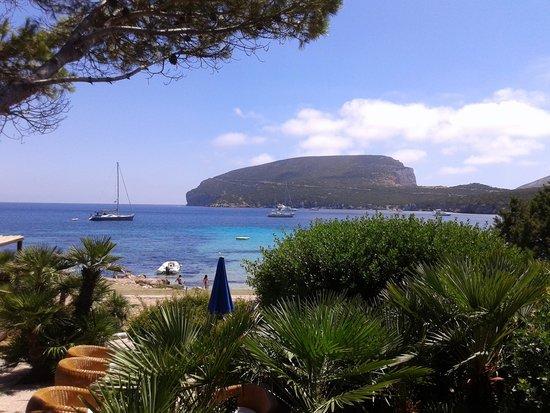 Residence Europa: spiaggia di Capo Caccia