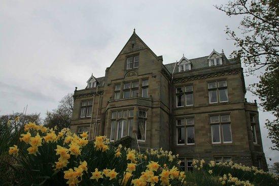 Tillmouth Park Country House Hotel: Отель