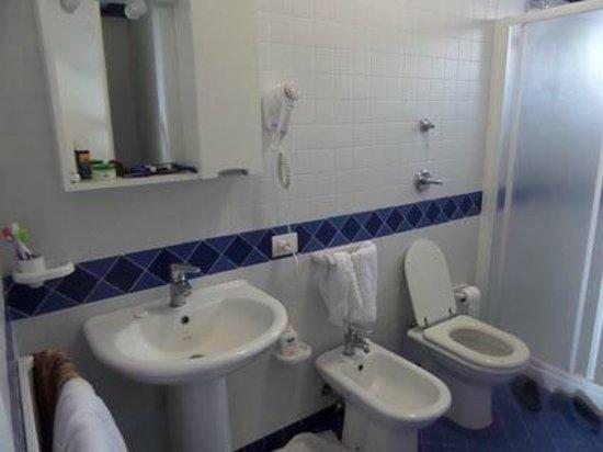 Residence Orsola: Bagno