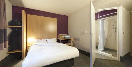 B&B Hotel Lille Tourcoing Centre : Chambre B&B