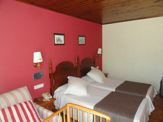 Valencia d'Aneu, Spania: Dormitorio