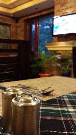 Blueberry Inn : restaurant