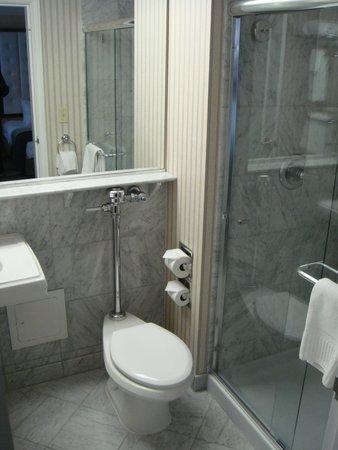 Warwick Allerton-Chicago : Bathroom