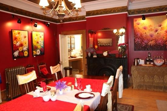Phoenix Hollow: the dining room