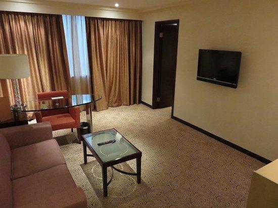 Casa Real Hotel: リビングルーム