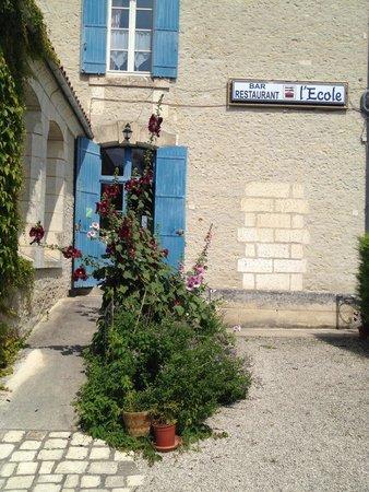 Restaurant L'Ecole: L'entrée