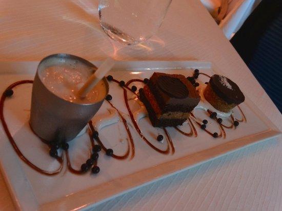 Charleston Grill : Dessert