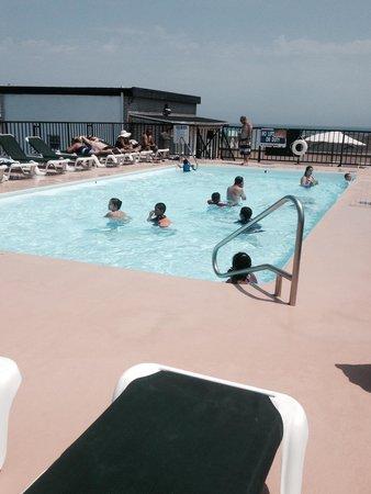 Premiere Motor Inn: Pool