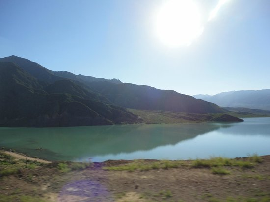 Potrerillos Dam: Potrerillos