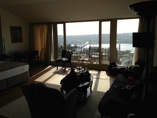 Ansen Suites: View