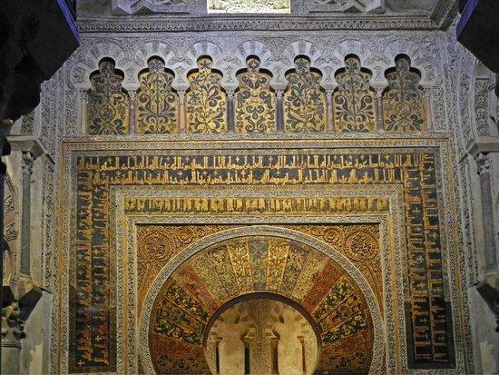 Moschee-Kathedrale (Mezquita de Córdoba): Gebetsnische des Imam