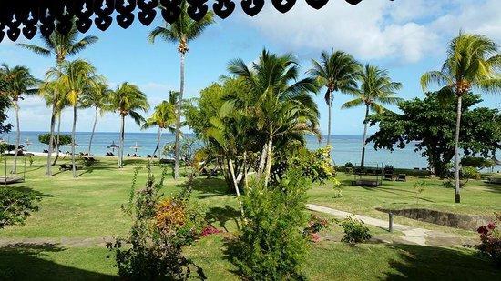 Sofitel Mauritius L'Imperial Resort & Spa : Vue de la chambre