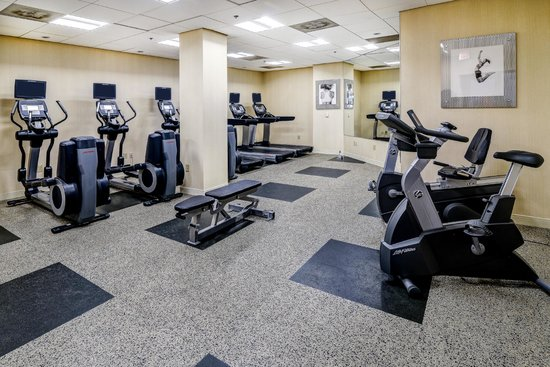 Durham Marriott City Center: Fitness Center