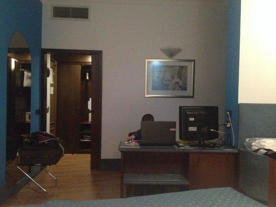 Hotel Royal Torino : Camera