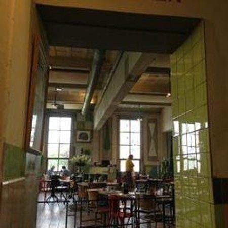 Villa Augustus: ristorante