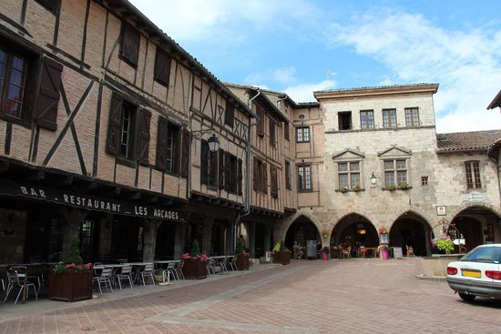 Castelnau-de-Montmiral, France : Castelneau de Montmiral
