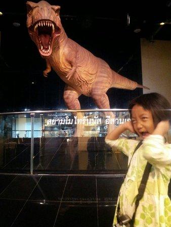 Sirindhorn Museum and Phu Kum Khao Dinosaur Excavation Site: เที่ยวเพื่อการเรียนรู้