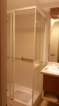 Hotel Nippon: Banheiro