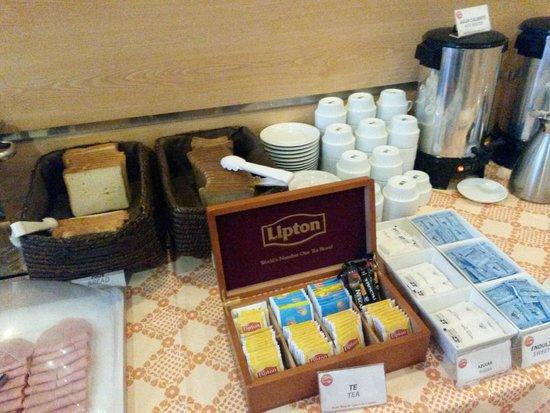 Hotel Nippon: Café da manhã