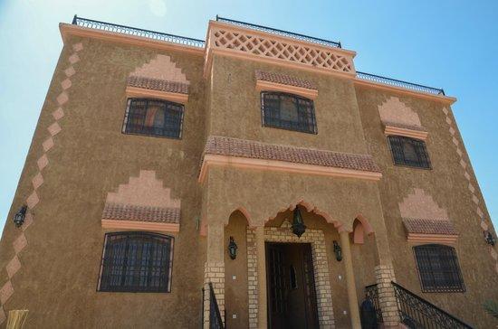 Riad Nezha: hotel and grounds