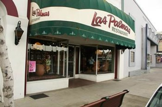 Las Palmas Mexican Restaurant Visalia Ca